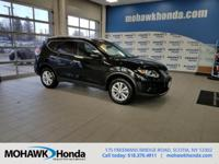 Recent Arrival! This 2015 Nissan Rogue in Super Black