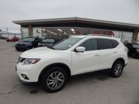 2015 Nissan Rogue SL AWD LEATHER/NAV 4D Sport Utility