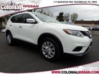 Check out this Certified Used 2015 Nissan Rogue S which