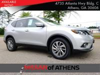 Check out this 2015 Nissan Rogue SL. Its Variable