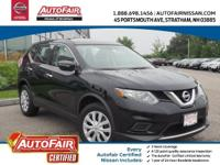 NISSAN CERTIFIED, REMAINDER OF FACTORY WARRANTY,