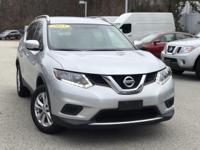 2015 Nissan Rogue Silver Odometer is 2474 miles below