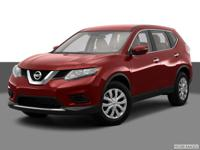 AWD! Get yourself in here! This charming 2015 Nissan