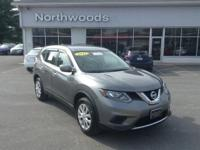Northwoods Nissan is excited to offer this 2015 Nissan