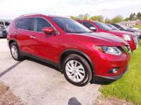 Look at this 2015 Nissan Rogue SL. Its Variable