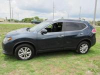 Options:  2015 Nissan Rogue Awd 4Dr Sv|Certified