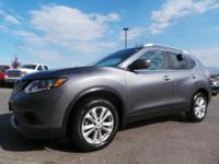 Options:  2015 Nissan Rogue |Grey|95|605 Miles|Stock
