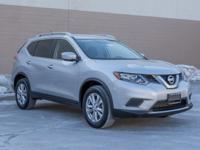 2015 Nissan Rogue Silver SV Oil change and New Oil