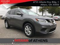 Come see this 2015 Nissan Rogue SV. Its Variable