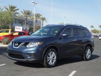 Get ready to go for a ride in this 2015 Nissan Rogue