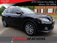 Come see this 2015 Nissan Rogue SL. Its Variable
