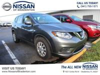 Clean CARFAX. CARFAX One-Owner. *NISSAN CERTIFIED*,