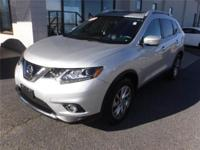 LOW MILES, This 2015 Nissan Rogue SL will sell fast