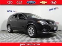 This 2015 Nissan Rogue S is proudly offered by Gosch