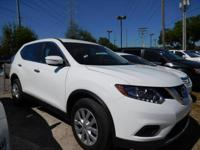 This outstanding example of a 2015 Nissan Rogue S is