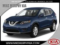 Get ready to go for a ride in this 2015 Nissan Rogue S,