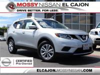 SV TRIM LEVEL!! LOW MILES!! NISSAN CERTIFIED!! BACKUP