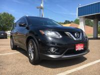 Recent Arrival! New Price!   2015 Nissan Rogue CVT with
