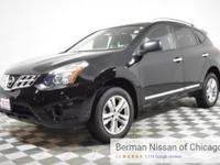 New Price! Certified. 2015 Nissan Rogue Select S CARFAX