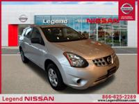 CARFAX One-Owner. Clean CARFAX. *Nissan Certified*,