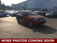 Recent Arrival! Clean CARFAX. 2015 Nissan Rogue Select