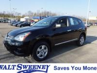 This outstanding example of a 2015 Nissan Rogue Select