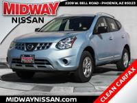 2015 Nissan Rogue Select S Frosted Steel 2.5L I4 DOHC