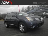 2015 Nissan Rogue Select, key features include: