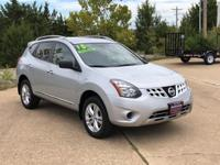This 2015 Nissan Rogue Select S is proudly offered by