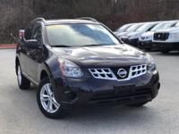 2015 Nissan Rogue Select S Black Odometer is 18172