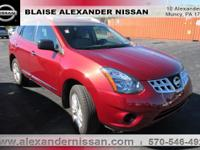 2015 Nissan Rogue Select S, williamsport, muncy,