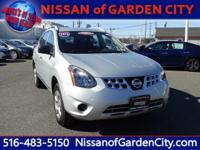 Snag a score on this 2015 Nissan Rogue Select S before