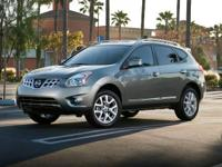 2015 Nissan Rogue Select S CARFAX One-Owner. 2.5L I4