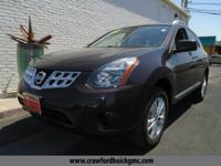 Check out this 2015 Nissan Rogue Select S. Its Variable