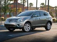 Recent Arrival! Clean CARFAX. Silver 2015 Nissan Rogue