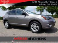 Come see this 2015 Nissan Rogue Select S. Its Variable