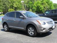 CARFAX One-Owner. Platinum Graphite 2015 Nissan Rogue