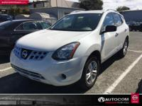 Options:  2015 Nissan Rogue Select S|White|28/23