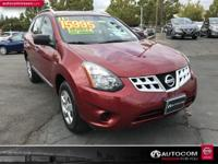 Options:  2015 Nissan Rogue Select S|Red|28/23