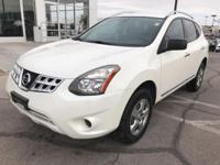 2015 Nissan Rogue Select S FWD CVT with Xtronic 2.5L I4