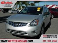 Options:  2015 Nissan Rogue Select S|Silver|   Read