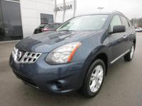 Options:  2015 Nissan Rogue S Select Awd|***Model