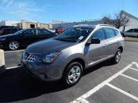 We are excited to offer this 2015 Nissan Rogue Select.