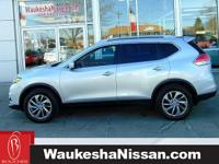 This One Owner 2015 AWD Nissan Rogue SL Includes a $400