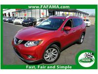 This 2015 Nissan Rogue 4dr AWD SL Tech Pkg with