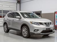 2015 Nissan Rogue Silver SL NISSAN CERTIFIED, LOCAL