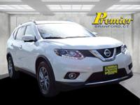 NISSAN ROGUE SL ALL WHEEL DRIVE WITH CVT TRANSMISSION!