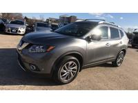 Clean CARFAX. CARFAX One-Owner. 2015 Nissan Rogue SL