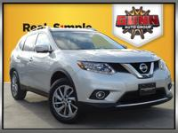 This 2015 Nissan Rogue SL with AWD is ready to take on