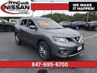 2015 Nissan Rogue SL CARFAX One-Owner.32/25